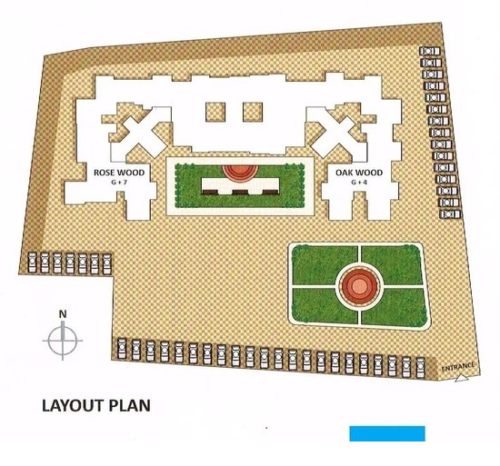 aarsh avenue project master plan image1