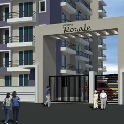 aditya royale project entrance view1