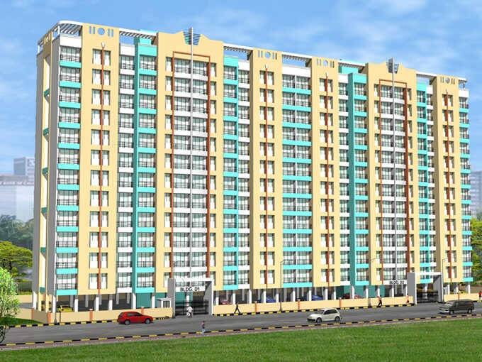 tower-view-Picture-arihant-city-2317095