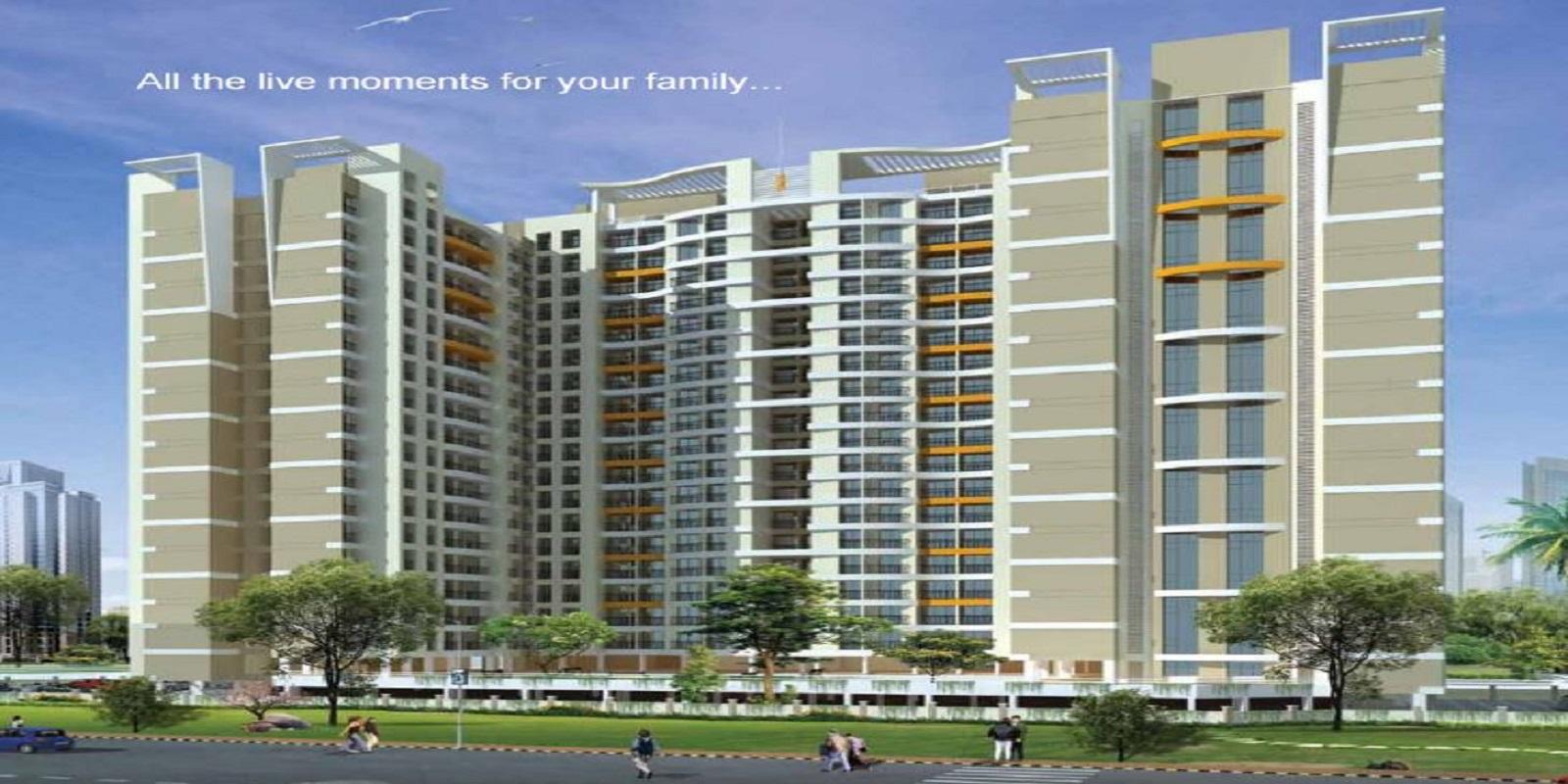 ashirwad shreepati residency project large image3