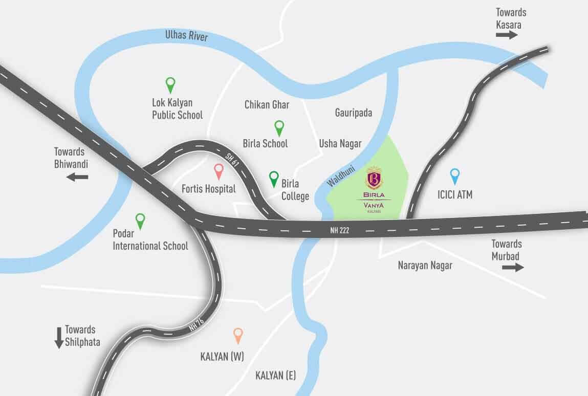 birla vanya location image1