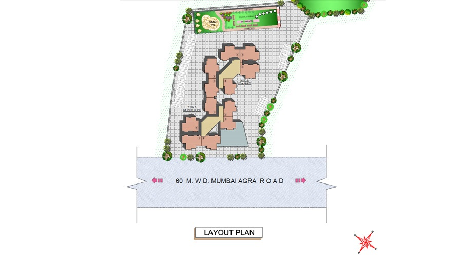 cosmos habitat project master plan image1