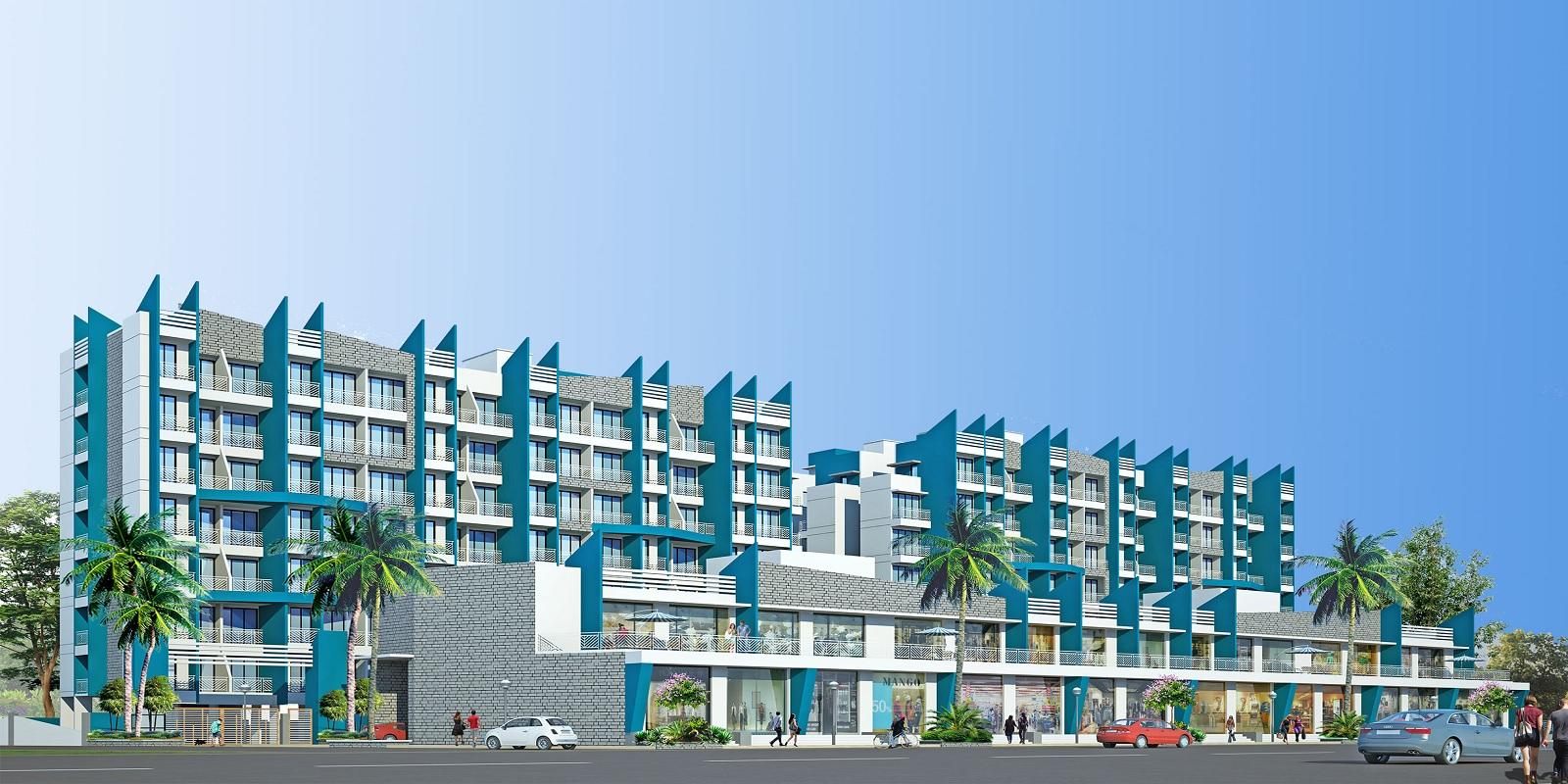 damji hari pentagon enclave project project large image1