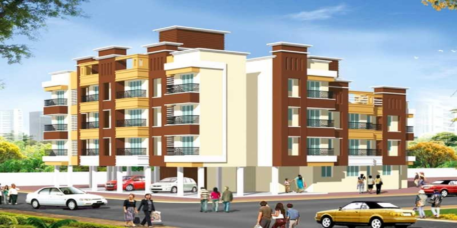 dharti park project project large image1