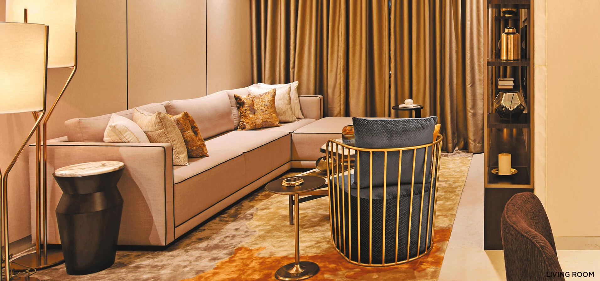 dosti oak apartment interiors8