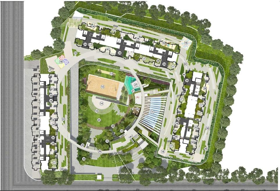 godrej emerald master plan image11