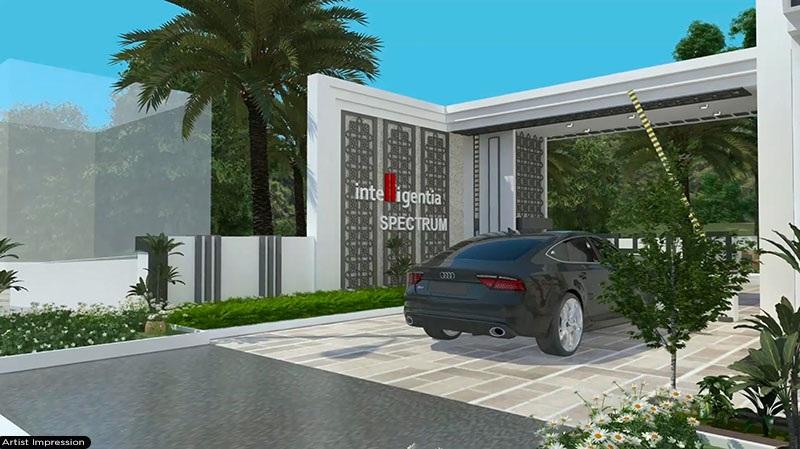 haware intelligentia spectrum project amenities features1