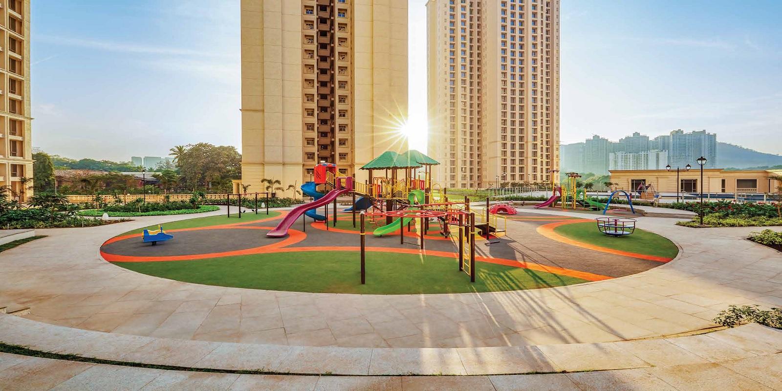 hiranandani park clifton project amenities features2