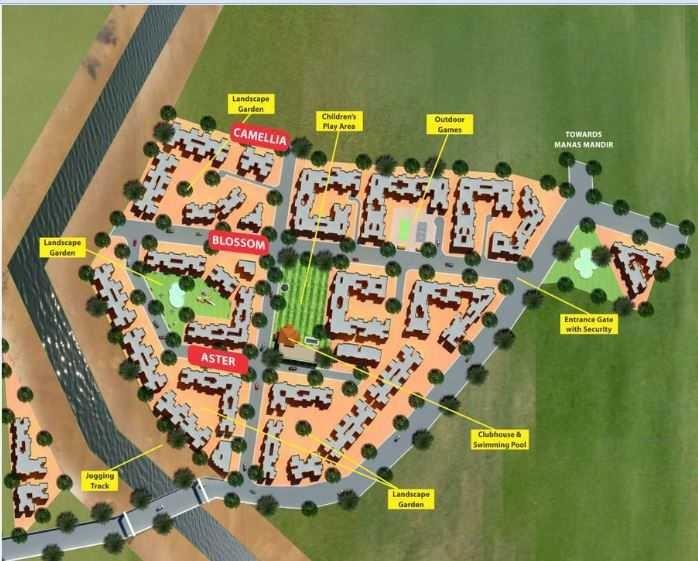 jashnani chintamani habitat project master plan image1