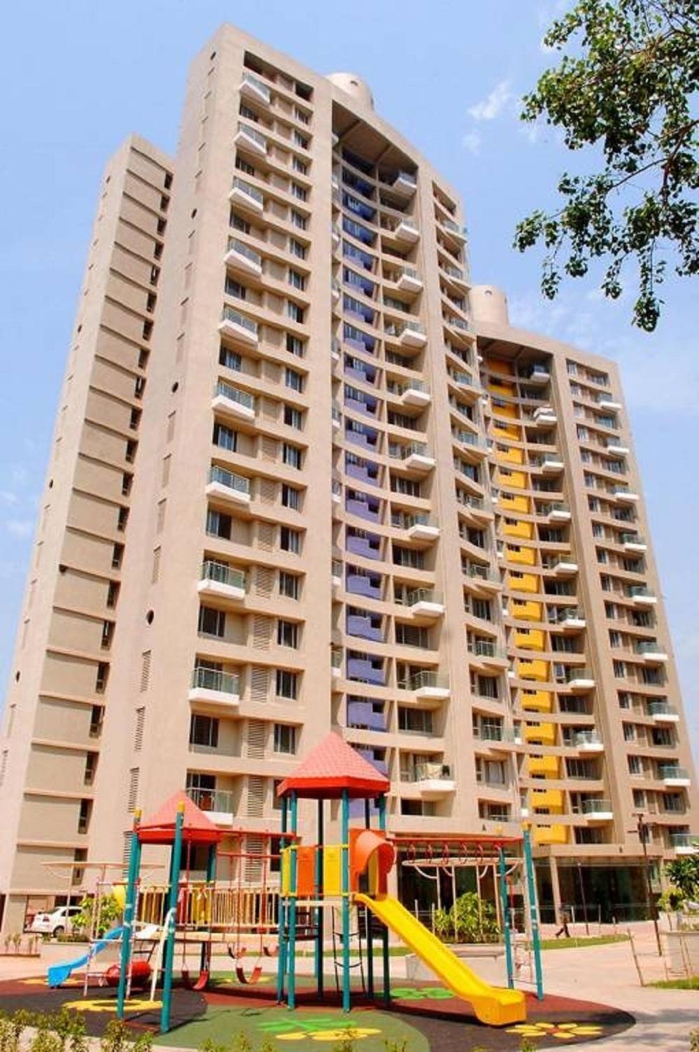 kanakia spaces niharika project tower view3