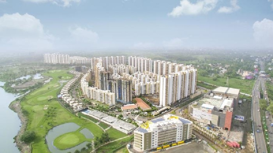 lodha casa bella gold project tower view1