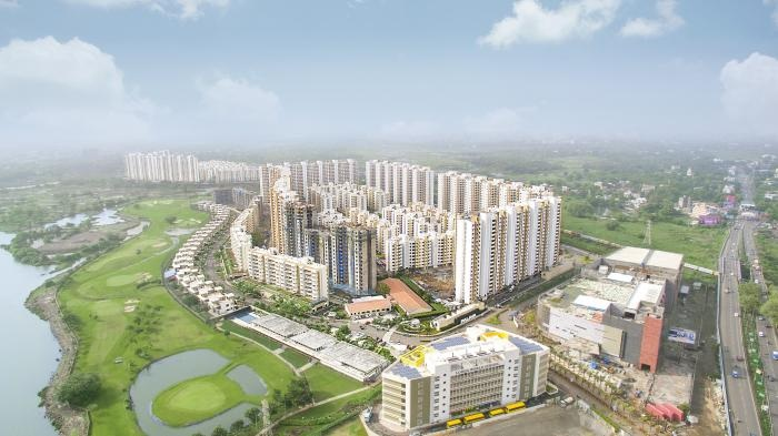 lodha casa bella project tower view1