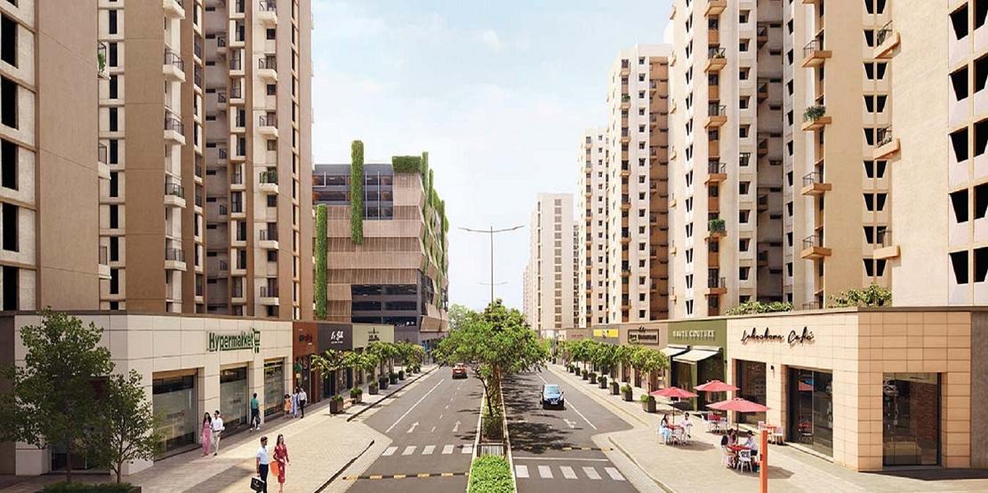 lodha casa urbano project tower view1
