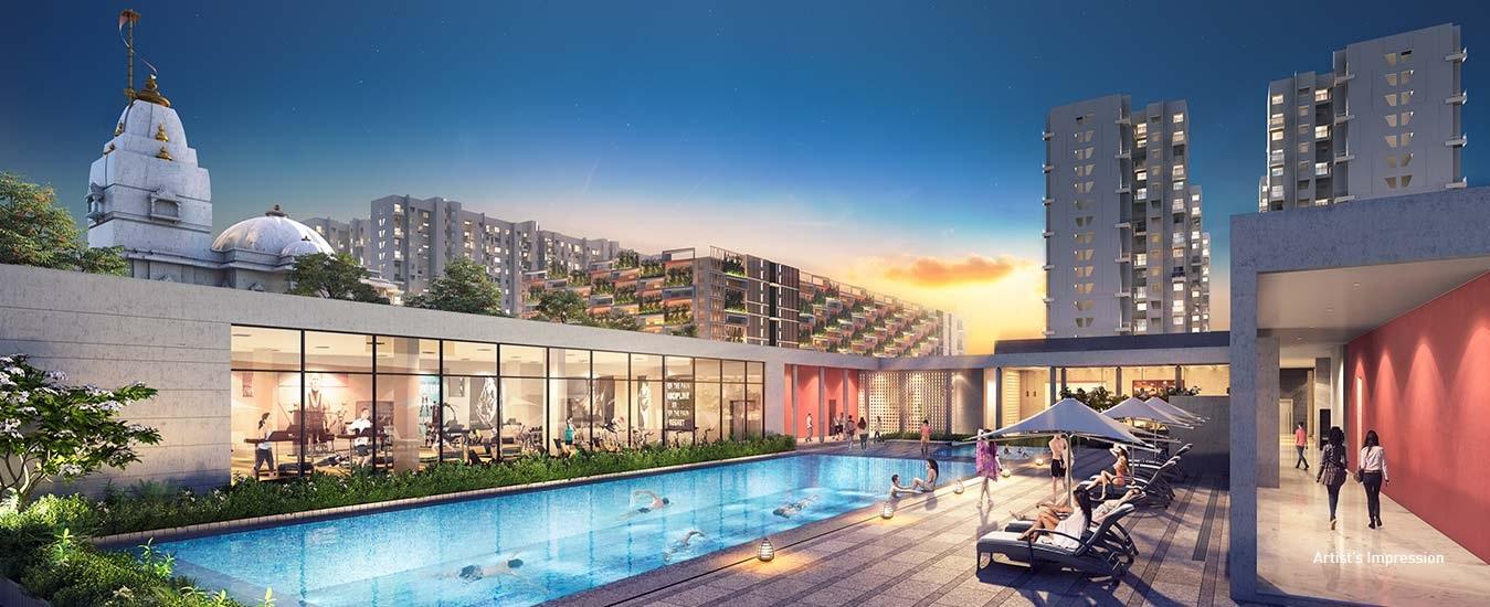 lodha centre park amenities features6