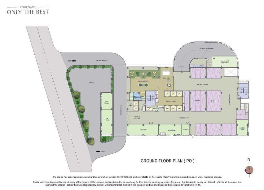 lodha codename only the best master plan image1