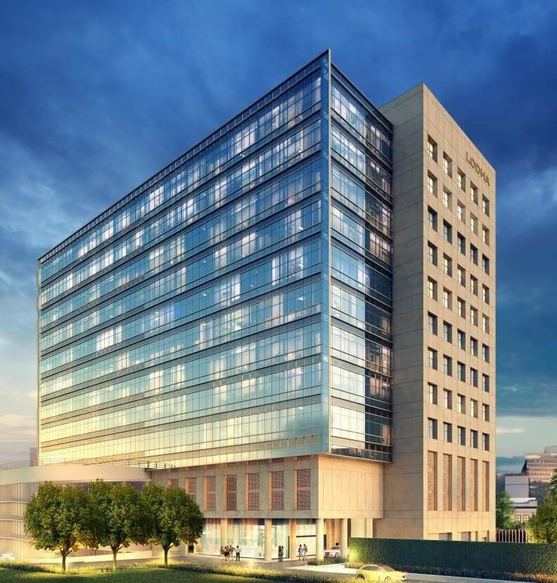 lodha codename only the best project tower view1