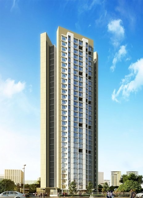 lodha majiwada tower 4 project tower view2