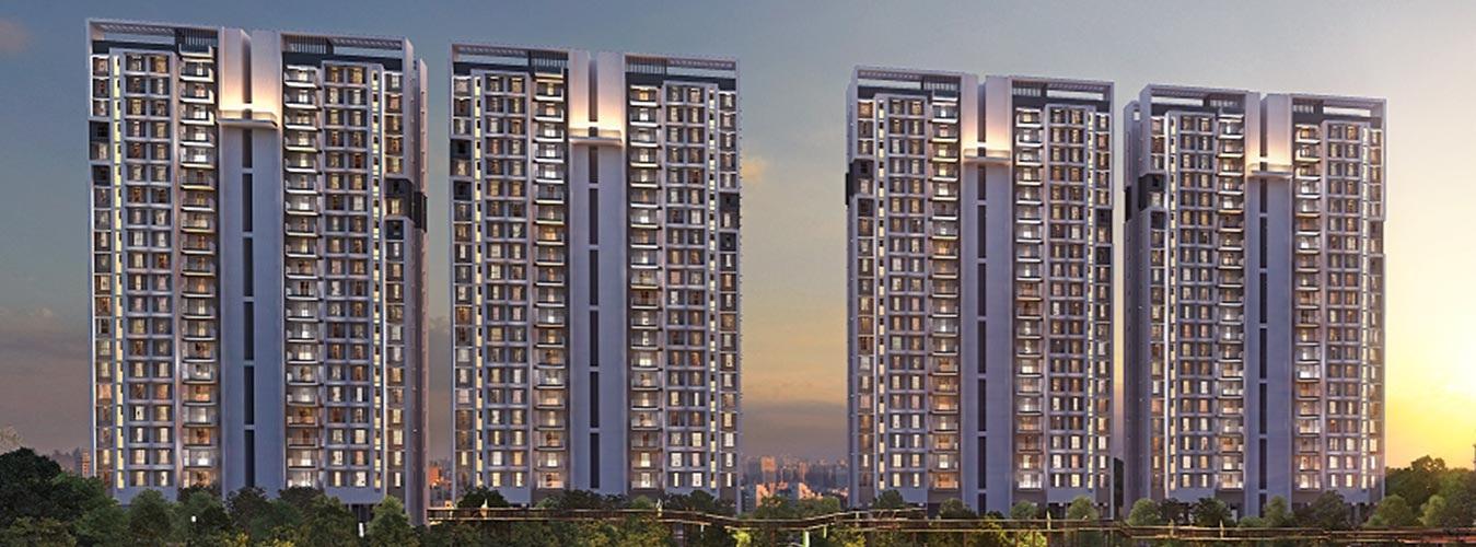 lodha palava serenity d project tower view1
