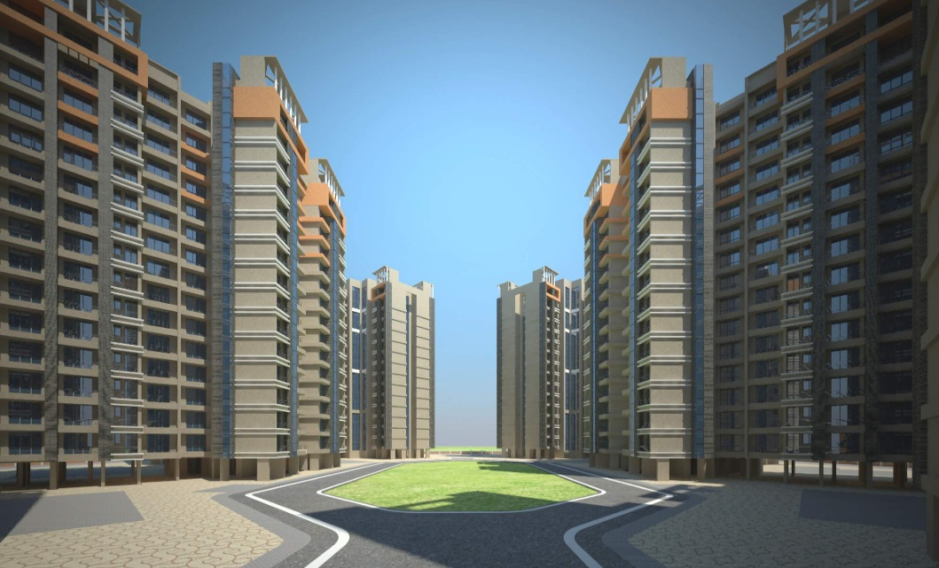 lodha panacea 1 project tower view3