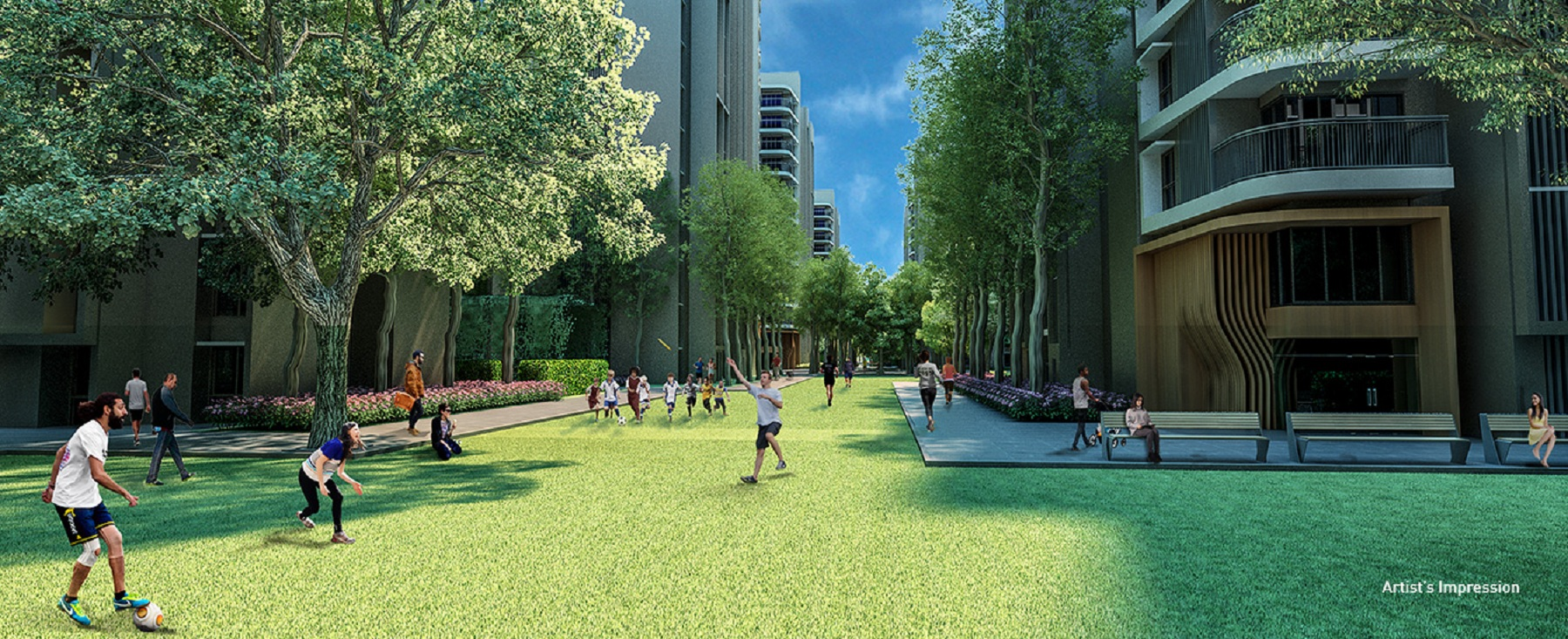 lodha prime square project amenities features3
