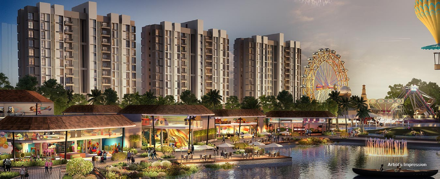 lodha prime square project amenities features4