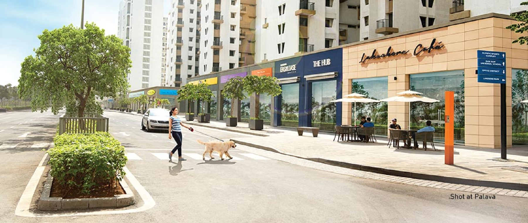 lodha prime square project amenities features9