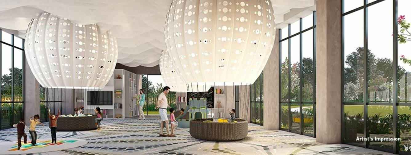 lodha upper thane maple a and b project amenities features13