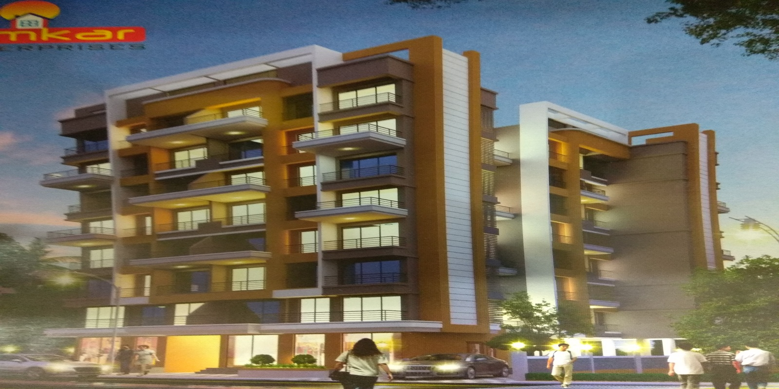 omkar eknath heights project project large image1