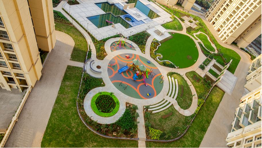 one hiranandani park project amenities features3