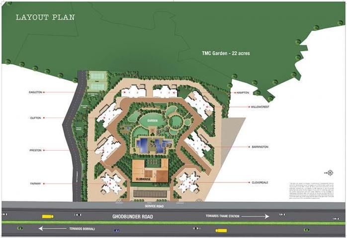one hiranandani park project master plan image1