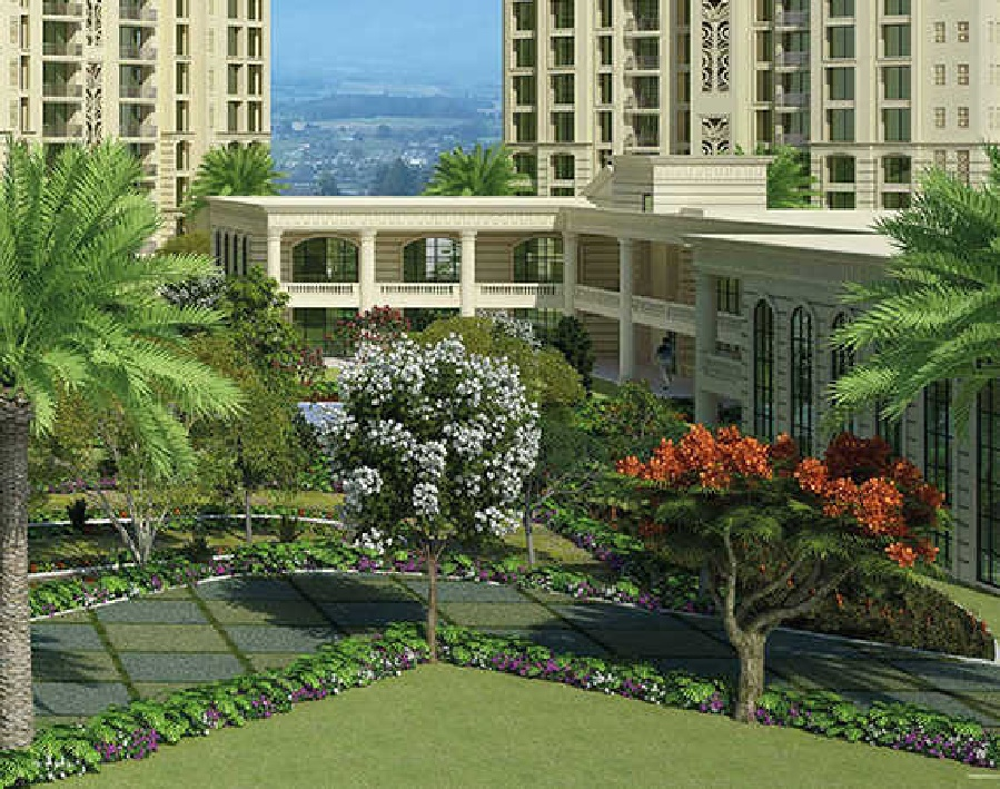 one hiranandani park project specification1