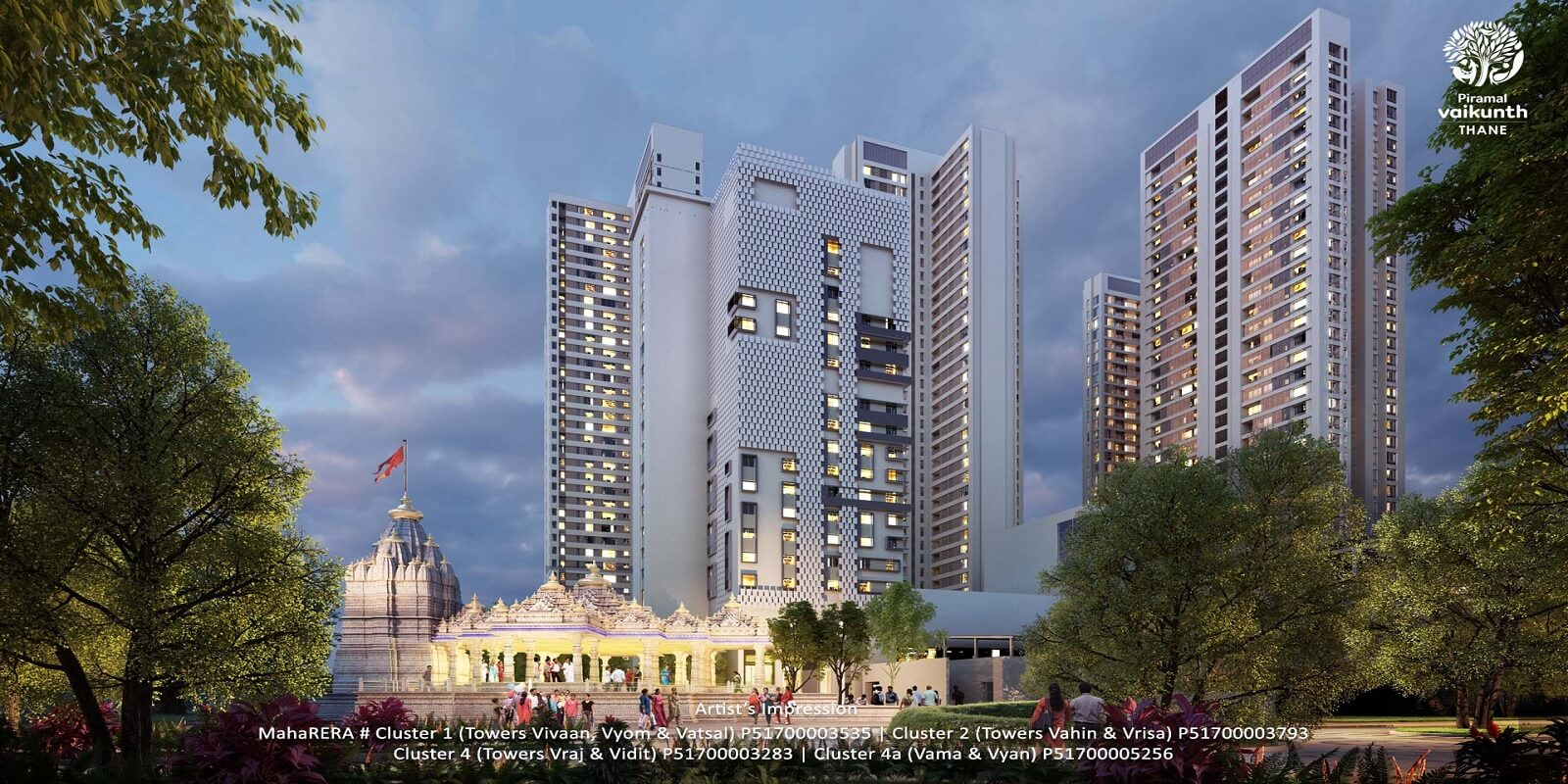 piramal  vaikunth cluster 4 project project large image1