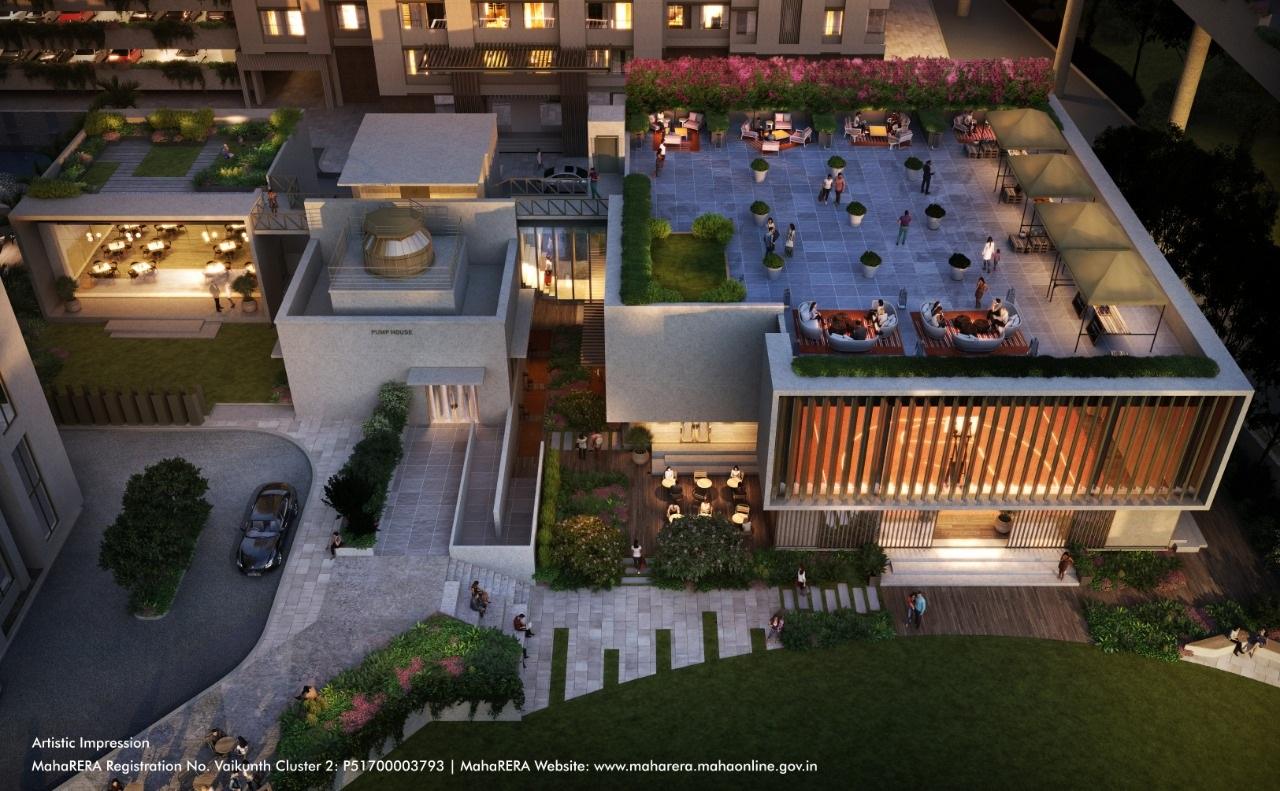 piramal vaikunth a class homes series 2 amenities features9