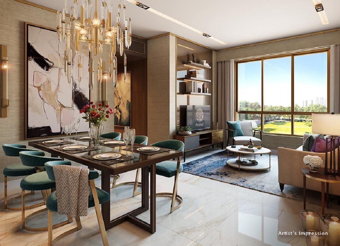 piramal vaikunth a class homes series 2 apartment interiors11