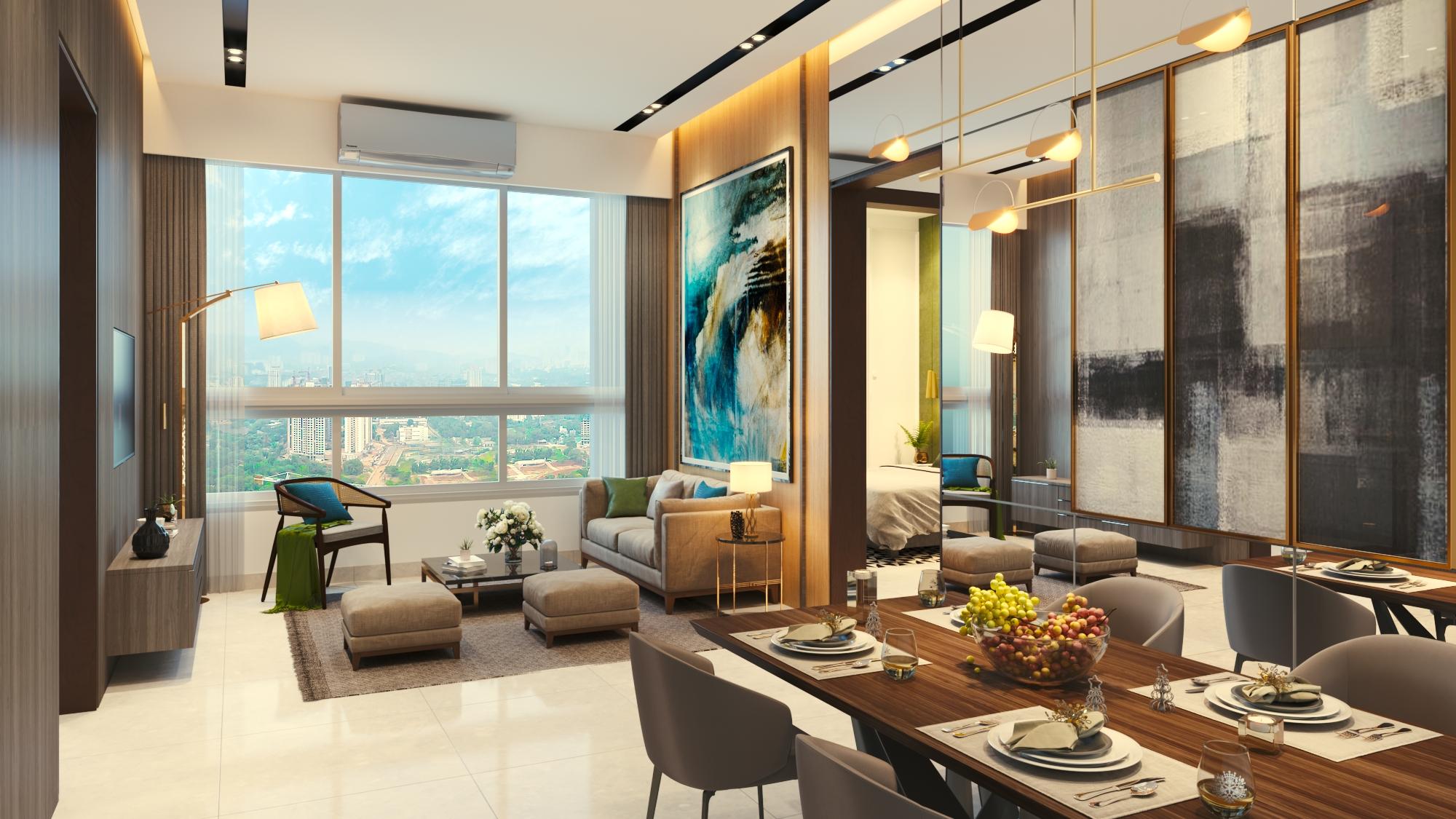 piramal vaikunth a class homes series 2 apartment interiors21