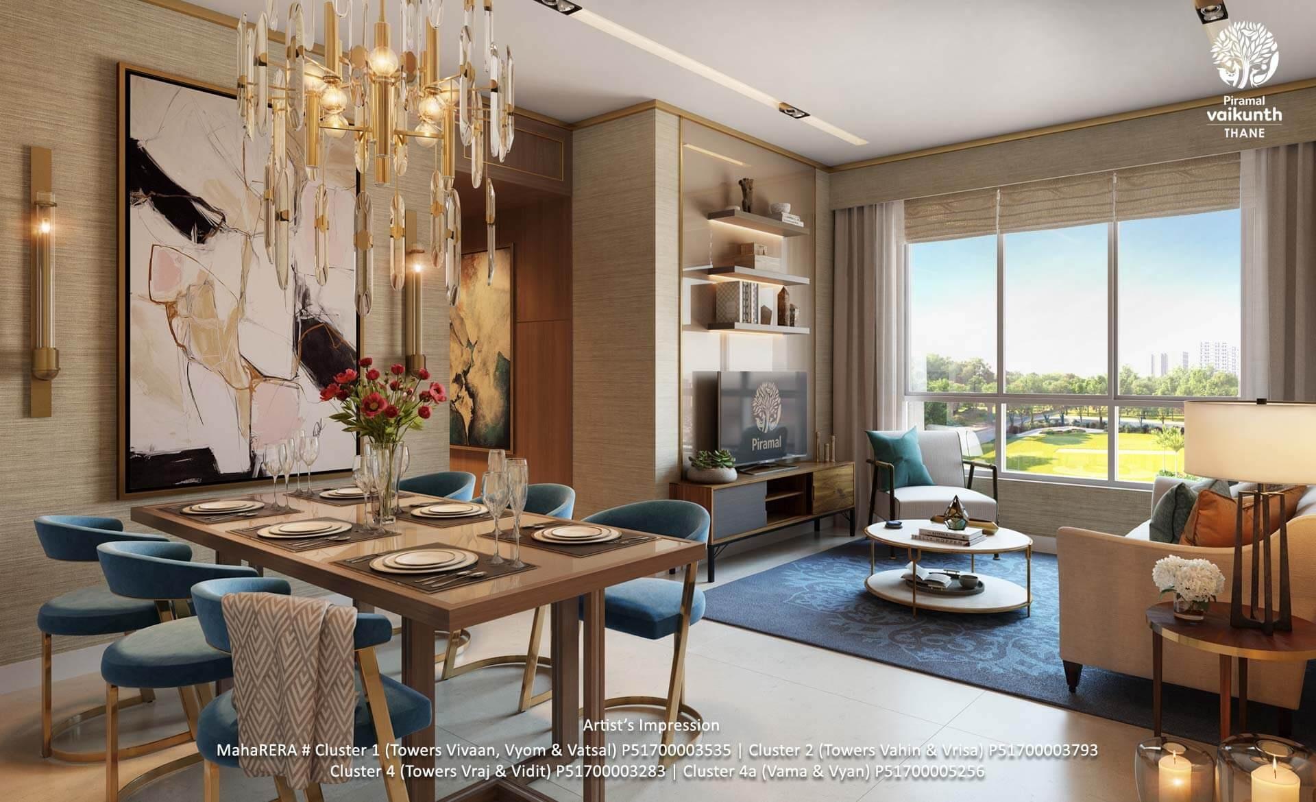 piramal vaikunth project apartment interiors5