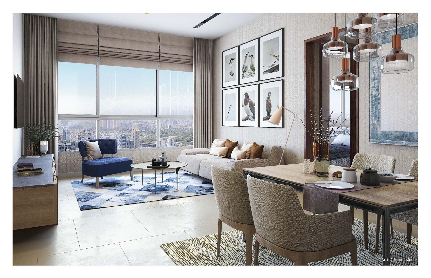 piramal vaikunth vama apartment interiors8