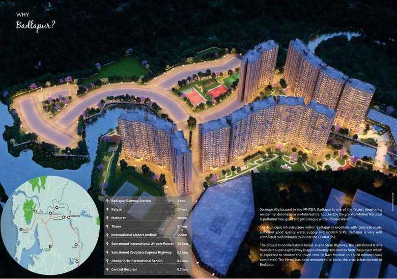 poddar wondercity master plan image4