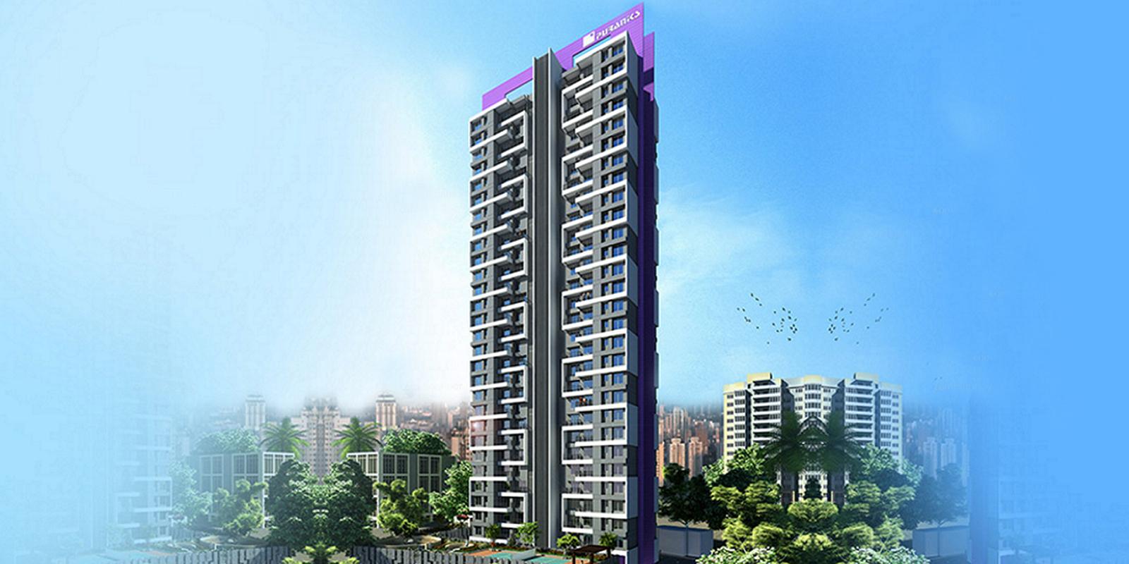 puranik sky villa project large image1