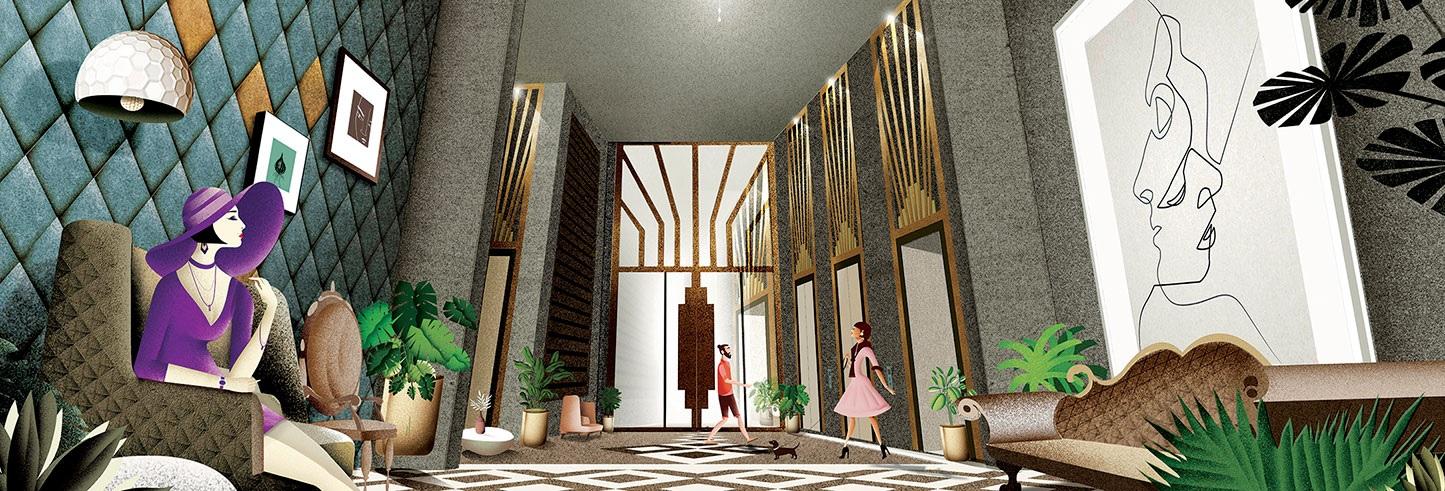 puraniks tresora grand central apartment interiors5