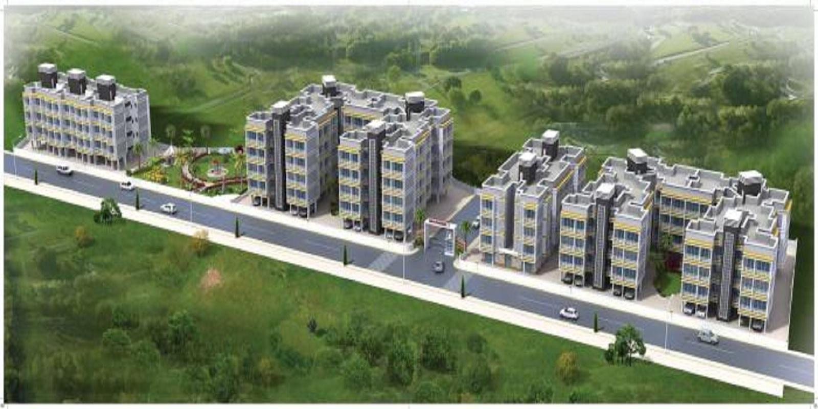 raj shrushti project project large image1
