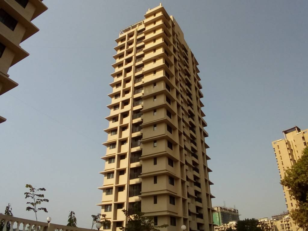 raunak delight project tower view2