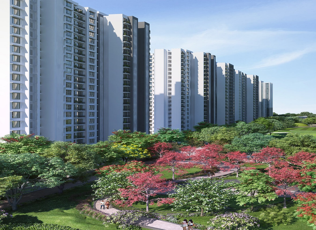 runwal my city phase ii cluster 05 project tower view1