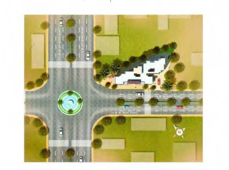 saket seasons elite project master plan image1