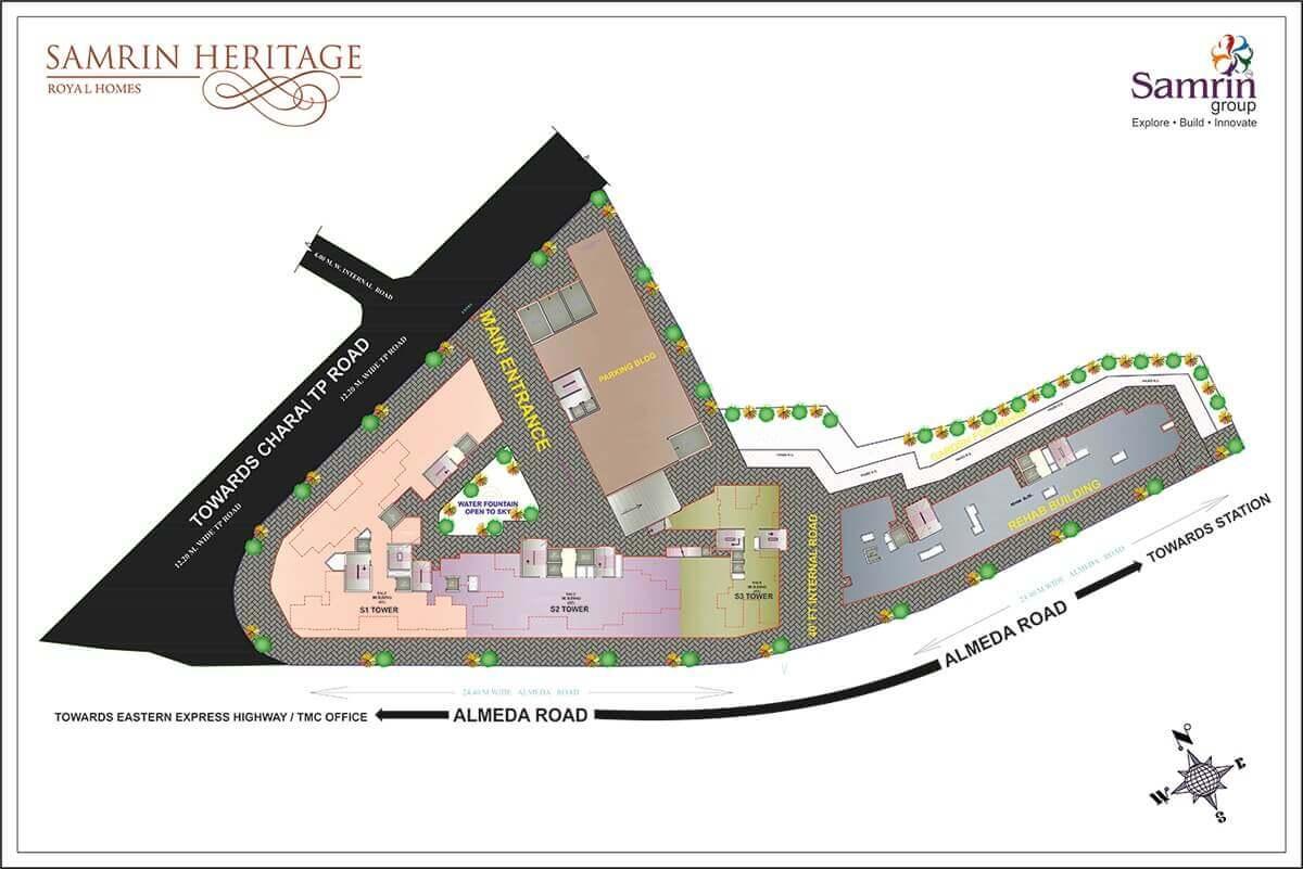 samrin heritage master plan image1