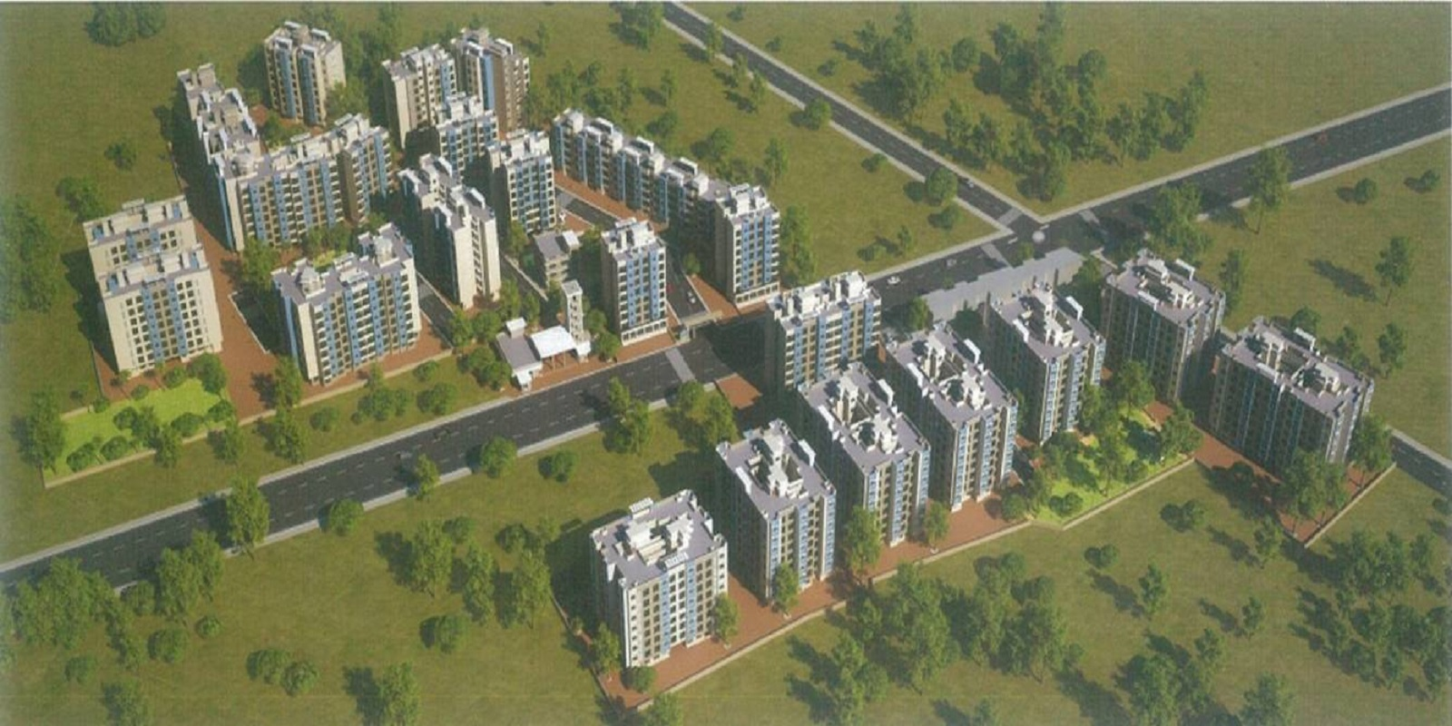 shashwat park phase 1 wing p project project large image1