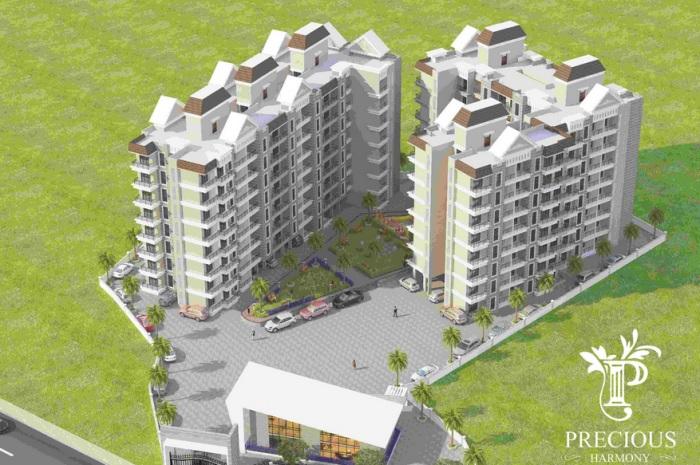 sohan precious harmony phase 2 project master plan image1