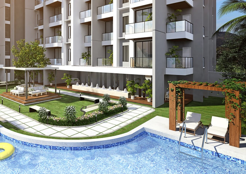 thanekar paradise project amenities features1