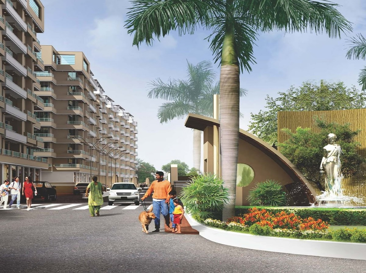 wadhwa daisy gardens project amenities features2