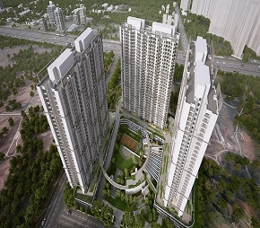 Godrej Emerald, Ghodbunder Road, Thane